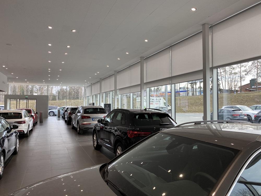 Audi Norrtälje